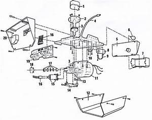 Liftmaster 1 3 Hp Garage Door Opener Parts