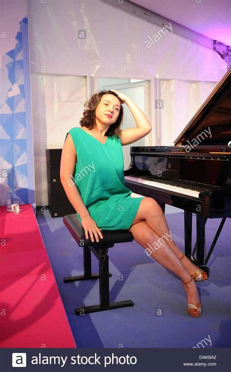 munichgermany july  khatia buniatishvili pianist