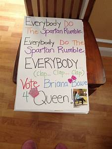 Homecoming | Campaign poster ideas | Pinterest | Homecoming