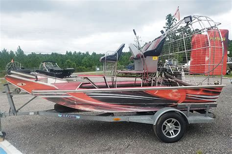 Airboat Financing preowned airboats for sale pb airboats has financing