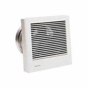 panasonic whisperwall 70 cfm wall exhaust bath fan energy With panasonic bathroom fans home depot