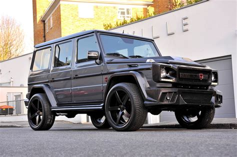 Prindiville's Gwagen Is A Reallife Carbon Beast [35 Pics]