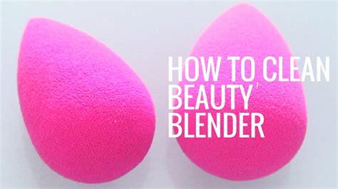 clean  beauty blender  beauty blender