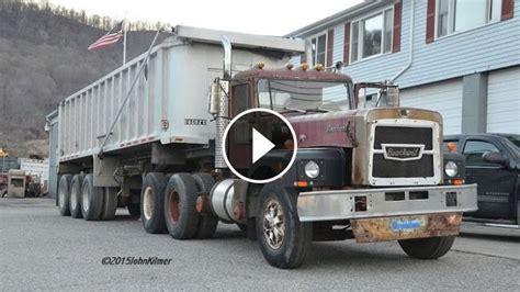 coolest truck sound   detroit diesel