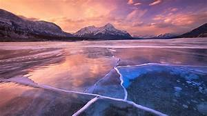 Wallpaper, 2880x1620, Px, Clouds, Ice, Lake, Mountain
