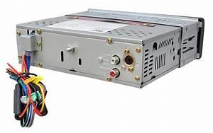 Amazon Com  Pyle Plcd28m Am  Fm Receiver Auto Loading Cd   Mp3 Player  Car Electronics