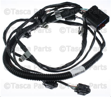 Jeep Computer Wiring Harnes by New Oem Mopar Rear Park Assist Wiring Harness 2005 2009
