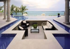 Infinity Edge Bathtub by 起居室大型沙發談話區設計欣賞 維多利亞國際 Www Victoria Deco Com 痞客邦