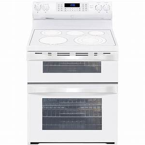Kenmore Elite 97312 6.9 cu. ft. Double-Oven Electric Range ...