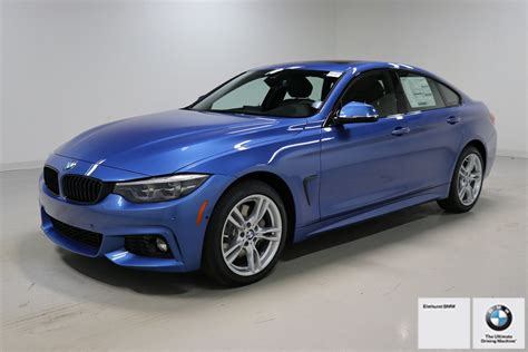 New 2019 Bmw 4 Series 440i Xdrive Gran Coupe Hatchback In