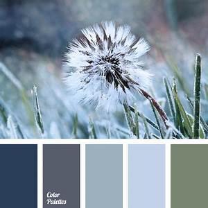 Wandfarbe Grün Palette : color palette 871 color palette ~ Watch28wear.com Haus und Dekorationen