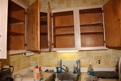 Where To Put Things In Kitchen Cabinets