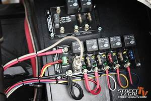 Inside Spaghetti Menders Wiring Systems  U0026 Technology