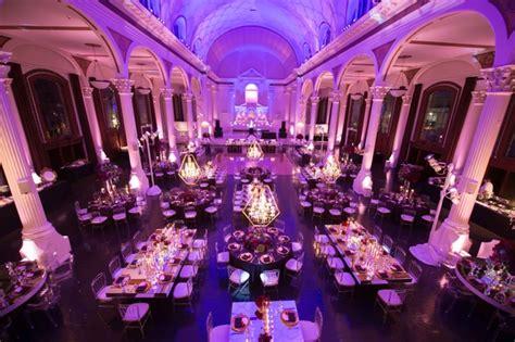 greek orthodox church ceremony glamorous purple gold
