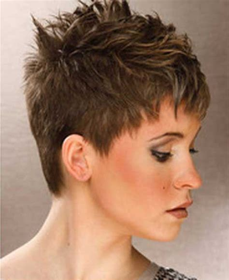 Spiky Pixie Hairstyles by 40 Pixie Hairstyles 2015 Hairstyles Haircuts 2018