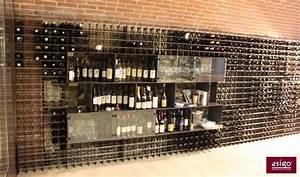Casier A Bouteille Metallique : gallery agencement point de vente vin ~ Melissatoandfro.com Idées de Décoration