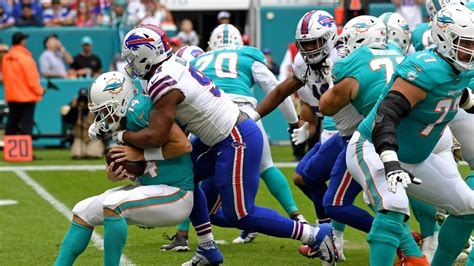 buffalo bills  miami dolphins rookie review