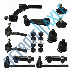 Brand New  14  Front Suspension Kit For Chevrolet Gmc