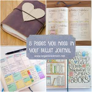 kitchen idea pictures the must pages you need in your bullet journal the