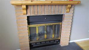 How To Build Fireplace Mantels Shelf Plans DIY Free
