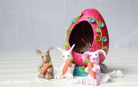 decorative eggs faux sugar easter eggs tutorial