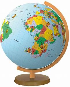 Globe Terrestre Enfant : columbus globus maus ~ Teatrodelosmanantiales.com Idées de Décoration