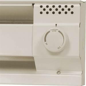 Cadet Single Pole Baseboard Heater Thermostat