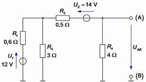 Operationsverstärker Berechnen : hertz superposition von zwei spannungsquellen ~ Themetempest.com Abrechnung