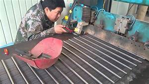 V Wire Flat Panel  Wedge Wire Screen Panel Machine  Wire