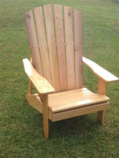 cypress adirondack chair by jswoodworker lumberjocks