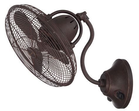 Oscillating Outdoor Ceiling Fan by Craftmade Bellows I Fans