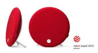 lautsprecher design libratone lautsprecher erlangt if design und dot awards danholt
