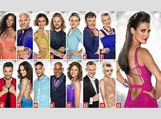 How many of Strictly Come Dancing 2015 'stars' can you