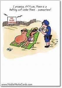 Nude Sunbathing... Fun Seasonal Quotes