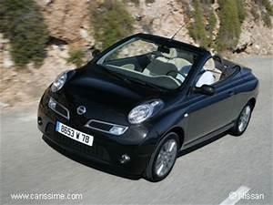 Nissan Micra Cabriolet : nissan micra c c voiture nissan micra cabriolet auto ~ Melissatoandfro.com Idées de Décoration