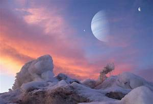 Alien Moons Around Distant Planets Too Small For Life ...