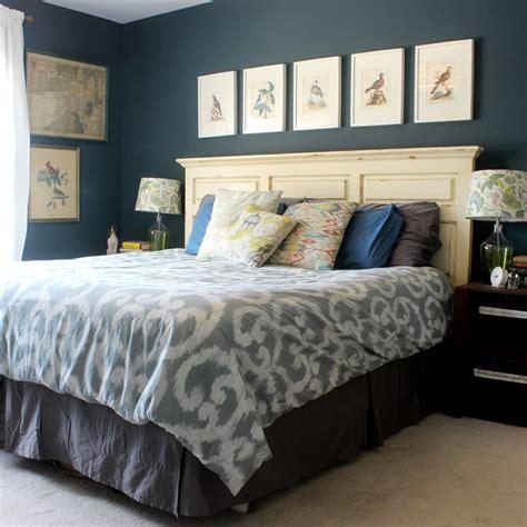 bird  octopus  dog themed master bedroom