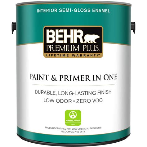 behr paint colors interior home depot behr premium plus 1 gal ultra white semi gloss