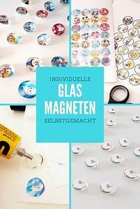 Basteln Für Weihnachtsbasar : diy magnete basteln aus glasnuggets kinderleichte anleitung dies das basteln ~ Orissabook.com Haus und Dekorationen