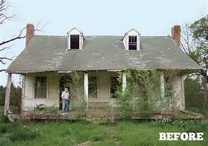 Reviving an Old Plantation House in Mississippi - Hooked