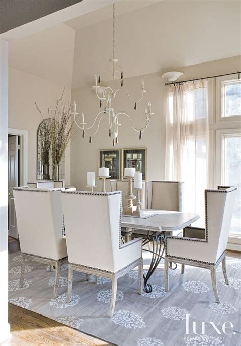 dineing room best 25 neutral dining rooms ideas on