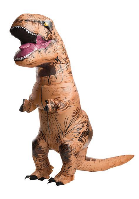 nerdy rugs jurassic t rex costume