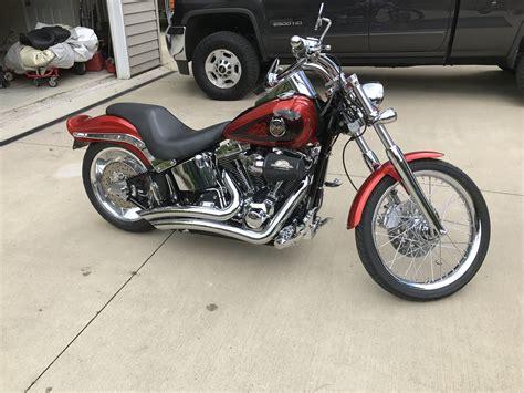 Harley-davidson® Softail Custom For Sale (50 Bikes, Page 1