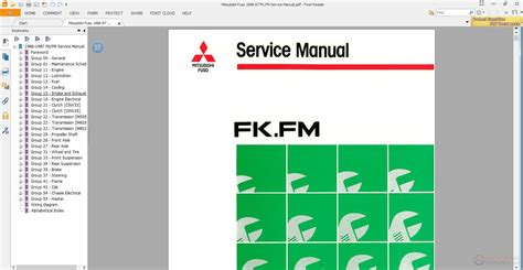 auto repair manual online 1986 mitsubishi truck navigation system mitsubishi fuso 1986 87 fk fm service manual auto repair manual forum heavy equipment forums