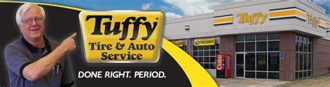 tuffy tire  auto service center lincolnnebraska