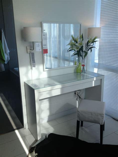 Schminktisch Stuhl Ikea by Malm Vanity Table Ikea Desk Dressing Table Ideas Bedro