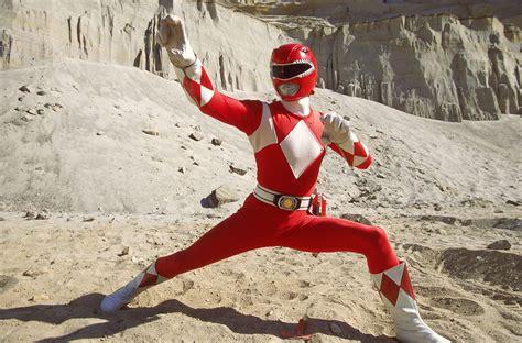 pemeran ranger merah dari serial power rangers pertama akan