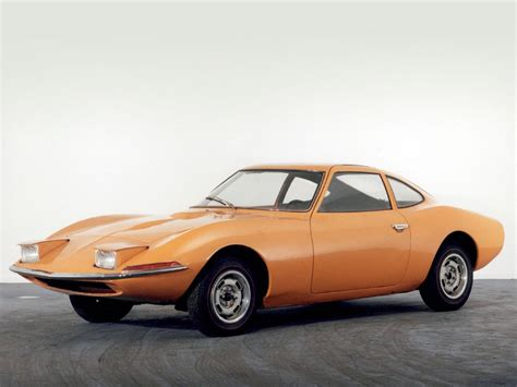 Gt Opel by Opel Experimental Gt 1965 Concept Cars