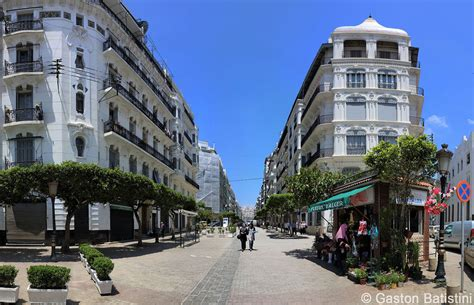 Rue Ben M'hidi Larbi, Algiers, Algeria, North Africa | Flickr