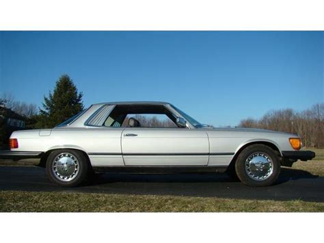 Condition i am choosing to keep the 600 as i have a family and it is easier in the sedan. 1980 Mercedes-Benz 450SLC for Sale in Gladstone, New Jersey Classified | AmericanListed.com